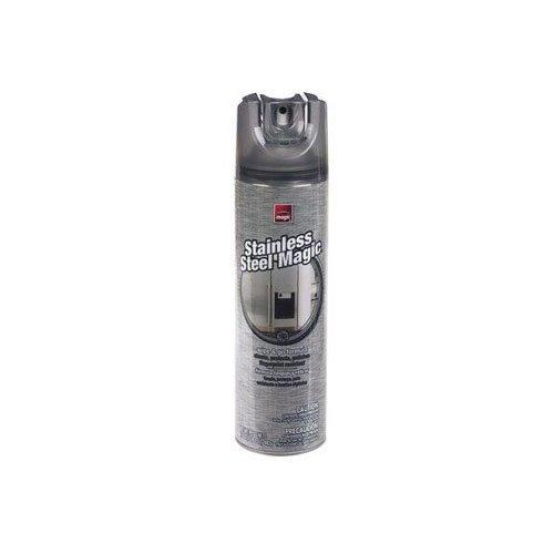 Magic 50333020 Stainless Steel Magic Cleaner 17 Ounce Aerosol Spray