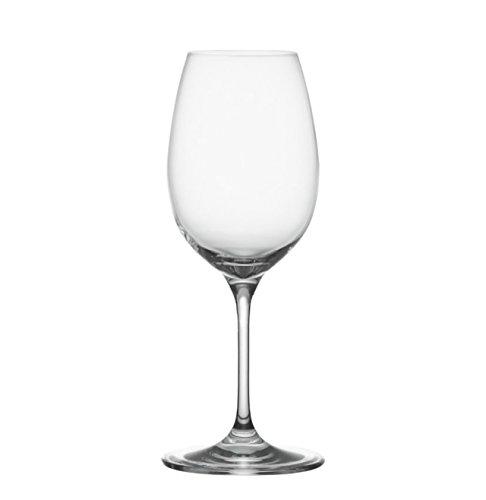 Oenophilia BPA Wine Glass, White, Set of 6