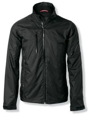Nimbus Mens Arlington Windbreaker Jacket Black L