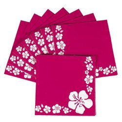 PARADISE PARTY LUNCH NAPKINS (16 PIECES)