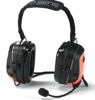 Sensear Sm1Xe001Sm1X Earmuff - Behind The Neck