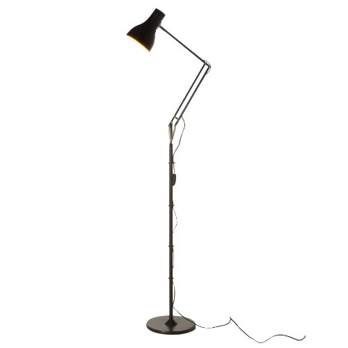 Anglepoise Type 75 Floor Lamp, Black