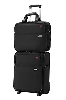 American Tourister By Samsonite Atlanta Cabin Suitcase & Laptop Bag 2 Pc Set from American Tourister