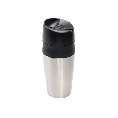 OXO Good Grips LiquiSeal Travel Mug, Stainless Steel
