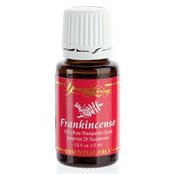 Young Living Essential Oil Frankincense 5 ML