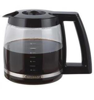 Cuisinart Grind-and-Brew 12-Cup Automatic Coffeemaker, Built In Bean Hopper and Burr Grinder ...
