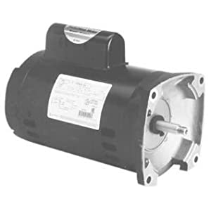 Ao smith b855 square flange pool motor 2 hp for Ao smith replacement motors