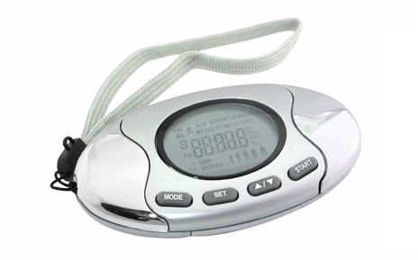 Electronic body fat tester