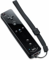 Nintendo 2310166 - WII REMOTE PLUS BLACK