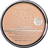 Rimmel London Stay Matte Pressed Powder - Silky Beige 005