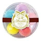 スウィーツメゾン プチマカロン アソートメントセット3個セット 5種類の香りが楽しめるキュートなセットです。