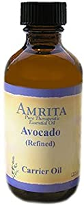 Avocado Unscented Carrier Oil