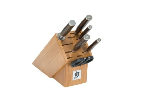 Shun Premier Essential 7-Piece Block Set