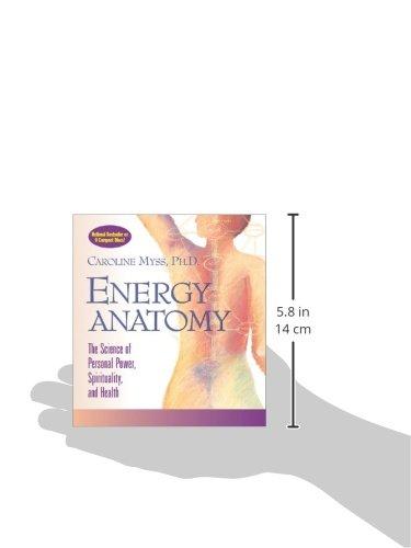 Energy anatomy by caroline myss