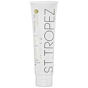 ST. TROPEZ Gradual Tan Plus Firming 4 in 1 Tan, Tone, Firm and Moisturize , 5 Ounce