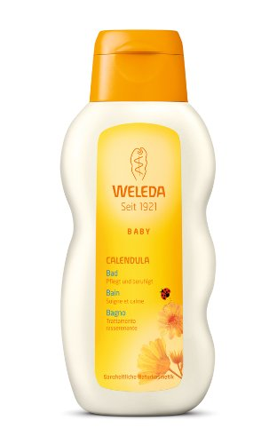 ヴェレダ カレンドラ ベビーバスミルク (浴用化粧料)