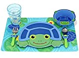 Turtle Dinnerware Set - 6-piece