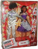 "Disney Movie Series ""High School Musical 3 Senior Year"" 2 Pack 11 Inch Doll - PROM DATE - Chad and Taylor (N6868)"