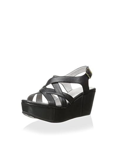 Chocolat Blu Women's Walsh Platform Sandal  [Black]