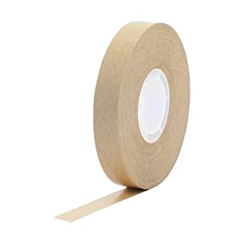 """ProTapes Pro 156 Acrylic Reverse Wound Adhesive Transfer Tape, 5 mils Thick, 36 yds Length x 1/2"""" Width, Clear (Pack of 1)"""