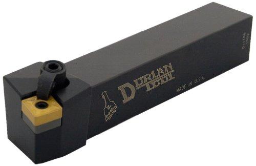 Dorian Tool MSRN Square Shank Multi-Lock Turning Holder, Right Hand Cut, 1