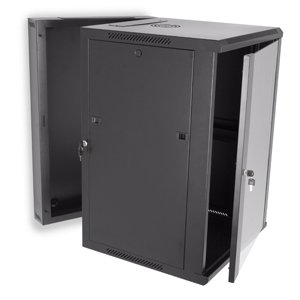 Kendall Howard 18U Swing Out Wall Mount Cabinet
