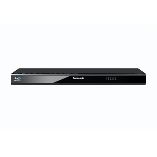 Panasonic DMP-BDT120 Black Smart Network Blu-ray Disc Player