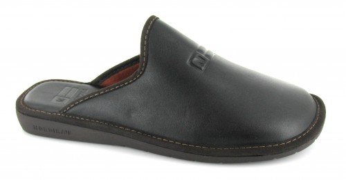 NORDIKAS, Pantofole uomo Nero Negro