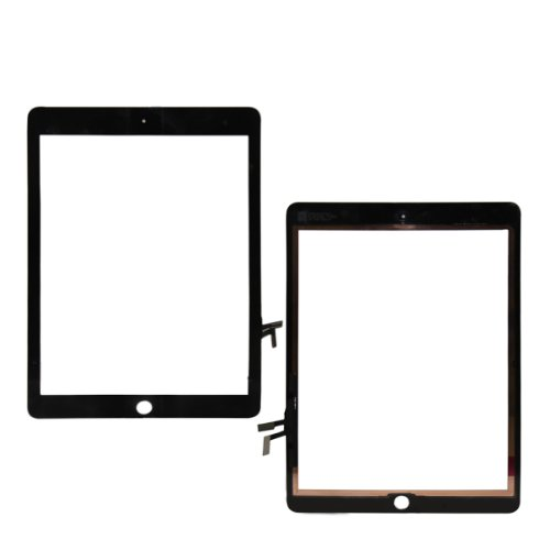 Digitizer Touch Screen Top Outer Glass Panel Lens For Ipad Air 5Th Gen (Black)