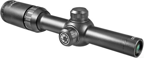 Barska 1.5-4.5X20, Tactical Mil-Dot Riflescope