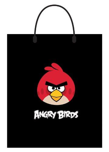 Rovio Angry Birds Red Bird Plastic Treat Bag