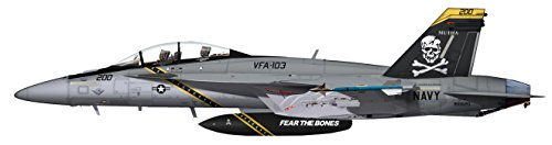 HOBBY MASTER 1/72 F/A-18F スーパホーネット 第103戦闘攻撃飛行隊