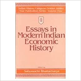 Essays on History of Indian Economics  Set of Three Volumes