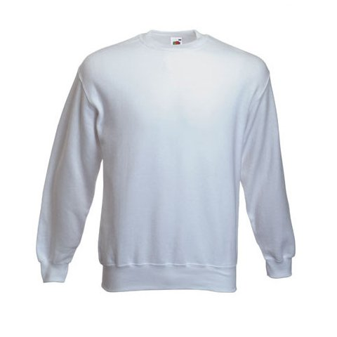 Fruit of the Loom Raglan sweat White L