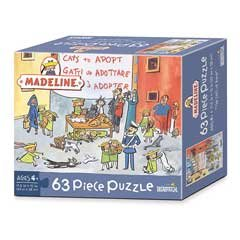 """Briarpatch, Madeline 63 pieces puzzle """"The Cats of Rome"""" - 1"""
