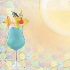 Paper House Productions - Tropical Drinks Collection 