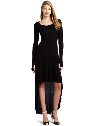 BCBGMAXAZRIA Women's Aurela Off Shoulder Dress, Black, Medium