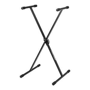 Ultimate Support JSXS300 Single Brace X-Style Keyboard Stand