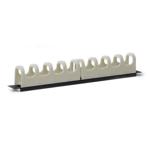Leviton 41D1R-Hcm 110 Horizontal Wire Manager Rack Mount (1Ru)