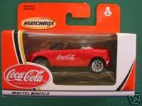 Matchbox Coca-cola 1957 Corvette Convertible - Buy Matchbox Coca-cola 1957 Corvette Convertible - Purchase Matchbox Coca-cola 1957 Corvette Convertible (matchbox, Toys & Games,Categories,Play Vehicles)