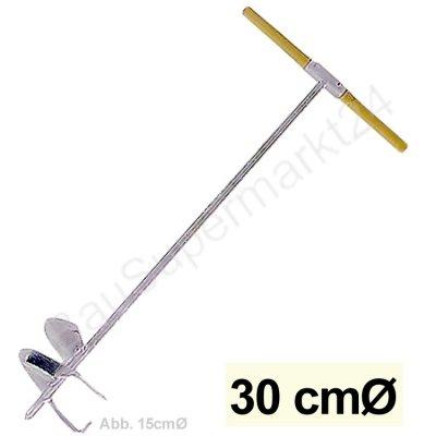 handerdbohrer 150 mm