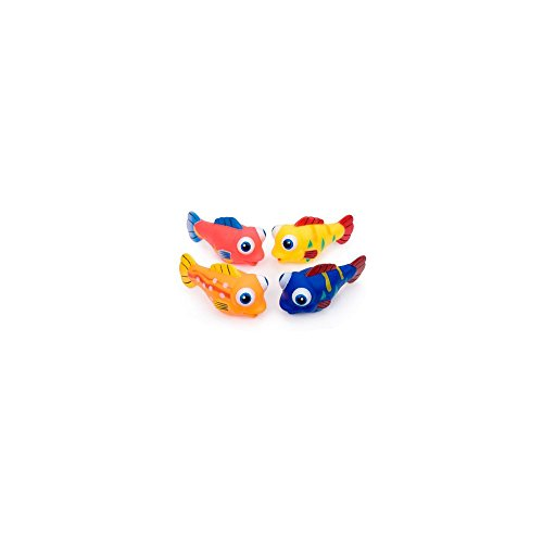 Toysmith Silly Fish Squirter - 1