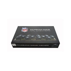Big League Promotions Philadelphia Eagles Checkers at Amazon.com