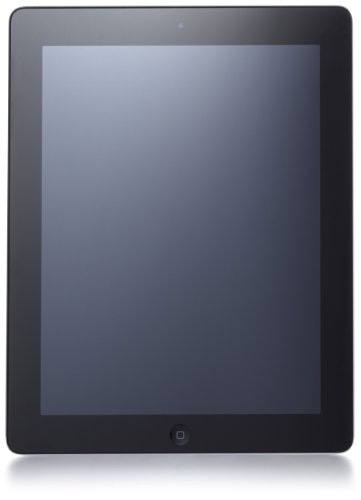 Apple iPad 2 MC769LL/A Tablet (16GB, WiFi, Black)