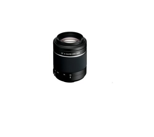 Sony AF DT 55-200mm F/4-5.6 SAM Telephoto Zoom lens for Sony/Minolta