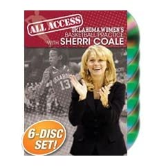 Championship Productions Sherri Coale: All Access Oklahoma Ladies Basketball Practice... by Championship Productions