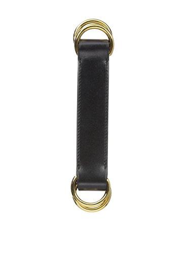 Hermés Women's Scarf Belt, Black
