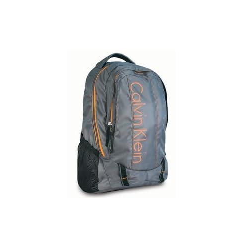 Calvin Klein Backpack Grey Silver
