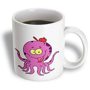 Edmond Hogge Jr Cartoons - Octopus - 15Oz Mug (Mug_57787_2)