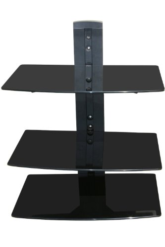 Wall Mount Floating Shelves Tv Stands Audio Video Shelving